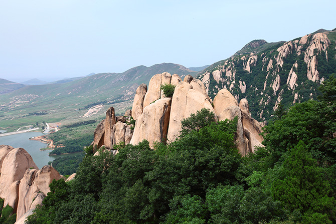 凤凰台 - 嵖岈山风景名胜区