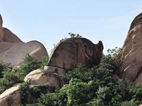 国家地质公园地质遗迹 蜗牛石