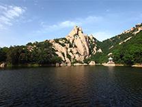 国家地质公园地质遗迹 蜜蜡峰