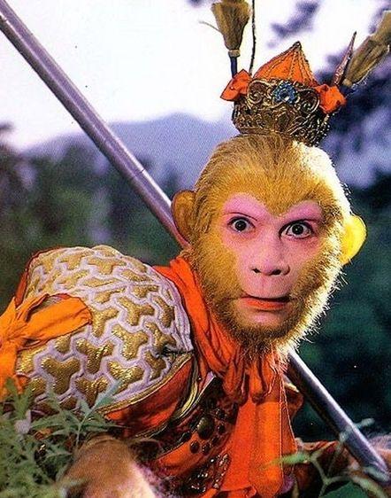 每个人心中都住着一个美猴王!