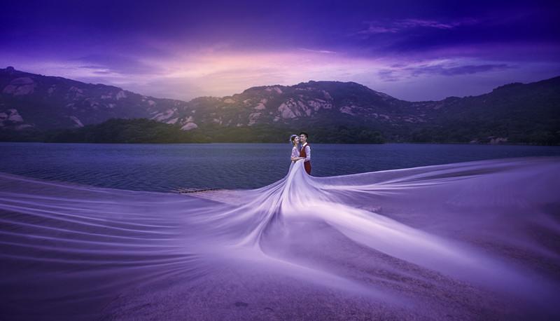 中国七个最适合旅拍婚纱的地点!最后一个你不得不去!